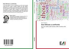 Bookcover of Due Odissee a confronto