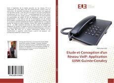 Bookcover of Etude et Conception d'un Réseau VoIP: Application UJNK-Guinée-Conakry