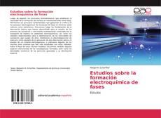 Capa do livro de Estudios sobre la formación electroquímica de fases