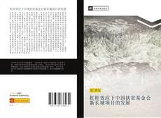Bookcover of 杠杆效应下中国扶贫基金会新长城项目的发展
