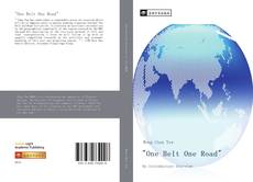 "Bookcover of ""One Belt One Road"""