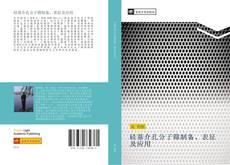 硅基介孔分子筛制备、表征及应用的封面