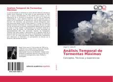 Обложка Análisis Temporal de Tormentas Máximas