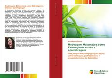 Capa do livro de Modelagem Matemática como Estratégia de ensino e aprendizagem