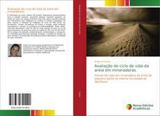 Couverture de Avaliação de ciclo de vida da areia em mineradoras