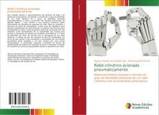 Bookcover of Robô cilíndrico acionado pneumaticamente