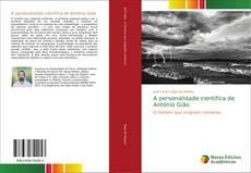 A personalidade científica de António Gião kitap kapağı