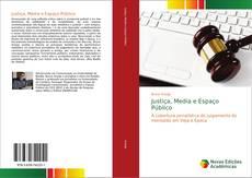 Justiça, Media e Espaço Público的封面