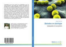 Bookcover of Balades en biologie