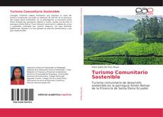 Portada del libro de Turismo Comunitario Sostenible
