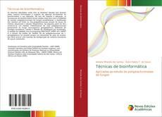 Técnicas de bioinformática kitap kapağı
