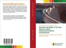 Couverture de Análise do RIMA à luz das teorias sobre desenvolvimento sustentável