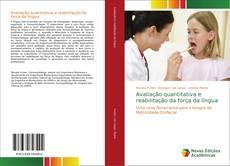 Capa do livro de Avaliação quantitativa e reabilitação da força da língua