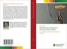 Capa do livro de Padrões de produção e consumo de energia