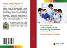 Обложка Políticas e práticas de formação das unidades de saúde hospitalares