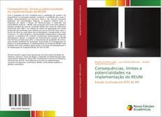 Portada del libro de Consequências, limites e potencialidades na implementação do REUNI