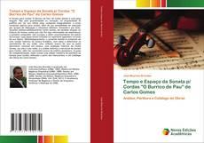 """Portada del libro de Tempo e Espaço da Sonata p/ Cordas """"O Burrico de Pau"""" de Carlos Gomes"""