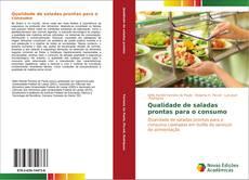 Обложка Qualidade de saladas prontas para o consumo