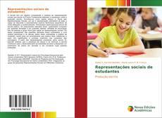 Capa do livro de Representações sociais de estudantes