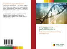 Bookcover of Corynebacterium pseudotuberculosis