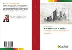 Buchcover von Ato processual acessível