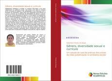 Buchcover von Gênero, diversidade sexual e currículo