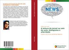 Capa do livro de A leitura do jornal na sala de aula: dialogismo e alteridade