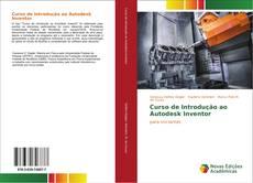 Capa do livro de Curso de Introdução ao Autodesk Inventor