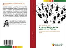 Couverture de A concordância verbal variável em Pelotas