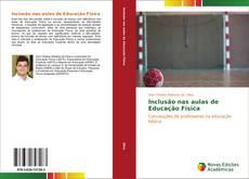 Capa do livro de Inclusão nas aulas de Educação Física