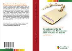 Capa do livro de Empoderamento do usuário como ferramenta para inclusão na Saúde