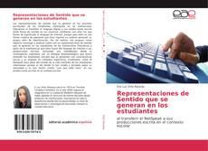 Bookcover of Representaciones de Sentido que se generan en los estudiantes