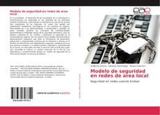Bookcover of Modelo de seguridad en redes de area local