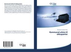 Buchcover von Kommunal utleie til okkupanter