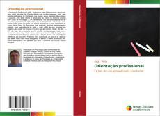 Capa do livro de Orientação profissional