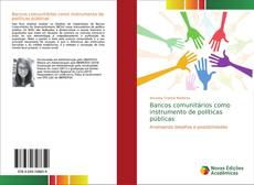 Borítókép a  Bancos comunitários como instrumento de políticas públicas - hoz