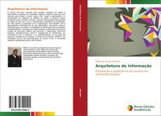 Capa do livro de Arquitetura de Informação