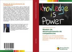 Bookcover of Modelo de desenvolvimento de competências