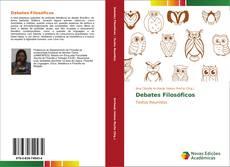 Bookcover of Debates Filosóficos
