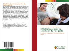 Portada del libro de Influência das avós na escolha do tipo de parto