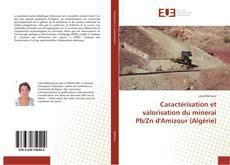 Couverture de Caractérisation et valorisation du minerai Pb/Zn d'Amizour (Algérie)