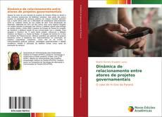 Couverture de Dinâmica de relacionamento entre atores de projetos governamentais
