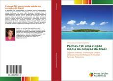 Capa do livro de Palmas-TO: uma cidade média no coração do Brasil