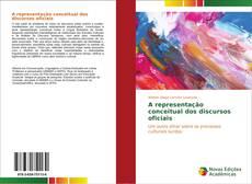 Capa do livro de A representação conceitual dos discursos oficiais