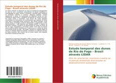 Bookcover of Estudo temporal das dunas de Rio do Fogo - Brasil através LIDAR