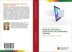 Buchcover von Práticas textuais e discursivas em Ambientes Virtuais
