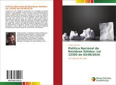 Capa do livro de Política Nacional de Resíduos Sólidos: Lei 12305 de 02/08/2010