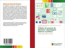 Capa do livro de Vídeos no ensino de Química: abordagem teórica e prática