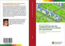 Buchcover von Compartilhamento de conhecimento em cadeias de suprimentos