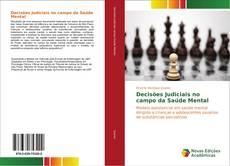 Capa do livro de Decisões Judiciais no campo da Saúde Mental